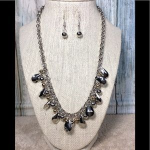 Paparazzi necklace in Silver & Gold
